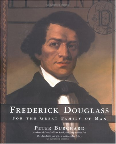 9780689832406: Frederick Douglass: For the Great Family of Man