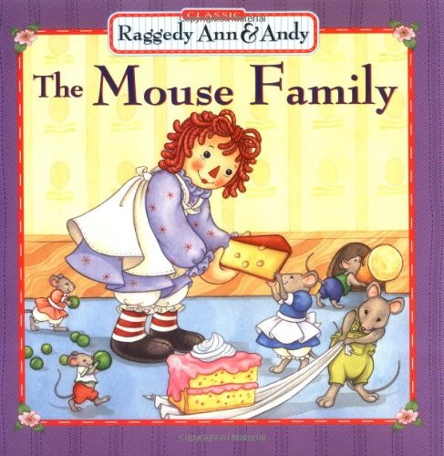 The Mouse Family: Andrew Clements; Illustrator-Simon