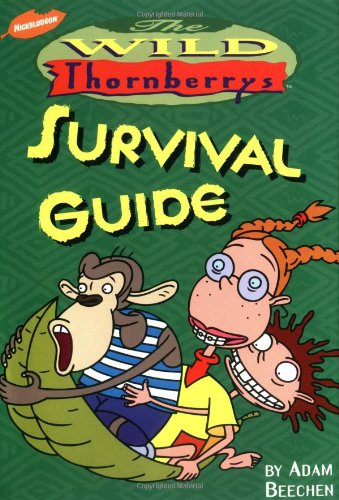 9780689832772: Survival Guide (Wild Thornberry's)