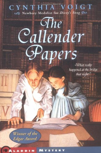 9780689832833: The Callender Papers