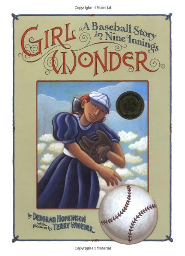 9780689833007: Girl Wonder : A Baseball Story in Nine Innings