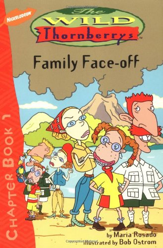 9780689833250: Family Face-off (Wild Thornberrys Chapter Book)
