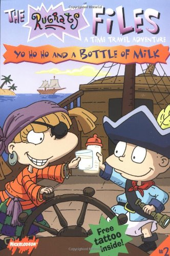 9780689833359: Yo Ho Ho And A Bottle Of Milk : A Time Travel Adventure