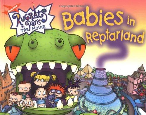 9780689833373: Babies in Reptarland (Rugrats in Paris)