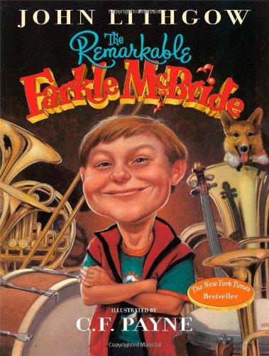The Remarkable Farkle McBride: John Lithgow