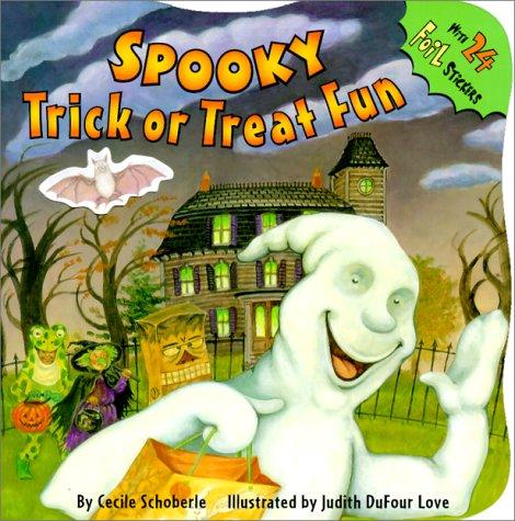 9780689833564: Spooky Trick Or Treat Fun