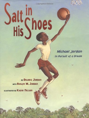 9780689833717: Salt In His Shoes: Michael Jordan in Pursuit of a Dream