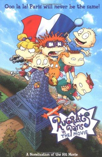 Rugrats in Paris Movie Tie-in Digest Novel (0689833946) by West, Cathy; Durk, Jim