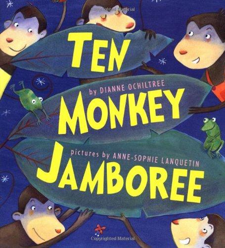 Ten Monkey Jamboree: Dianne Ochiltree