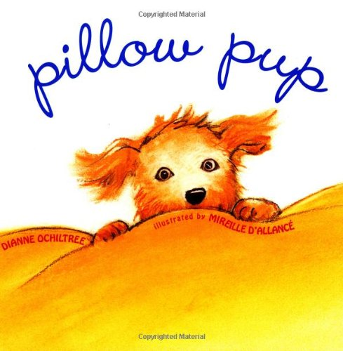 Pillow Pup: Dianne Ochiltree
