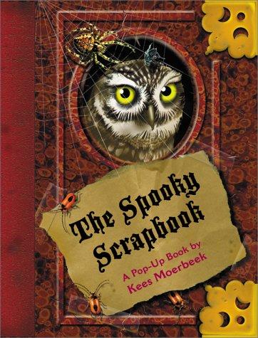 The Spooky Scrapbook: Kees Moerbeek