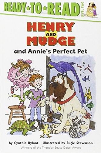 9780689834431: Henry And Mudge And Annie's Perfect Pet : Read-to-read Level 2
