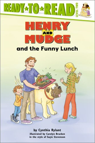 9780689834448: Henry and Mudge and the Funny Lunch Level 2 Reader (Henry and Mudge Ready-to-Read)