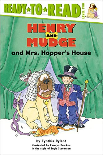 9780689834462: Henry and Mudge and Mrs. Hopper's House (Henry & Mudge)