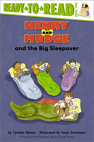 9780689834516: Henry and Mudge and the Big Sleepover (Henry & Mudge)