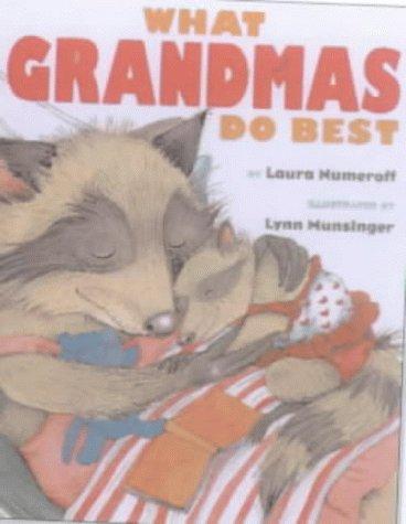 9780689834912: What Grandmas Do Best/What Grandpas Do Best