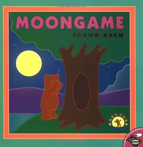 Moongame (Moonbear) (0689835183) by Frank Asch