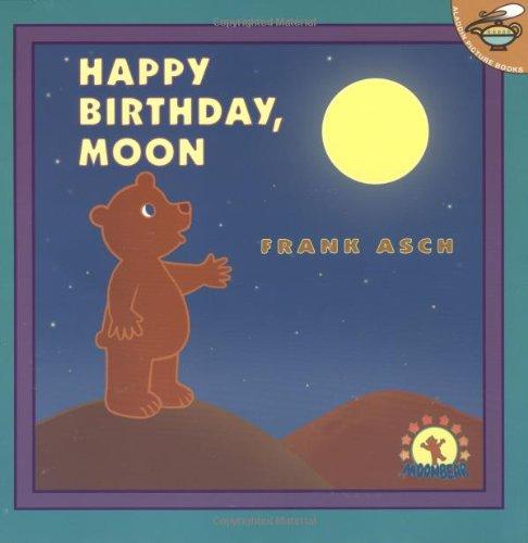 9780689835445: Happy Birthday, Moon (Moonbear)