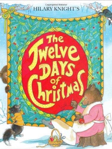 9780689835476: Hilary Knight's The Twelve Days of Christmas