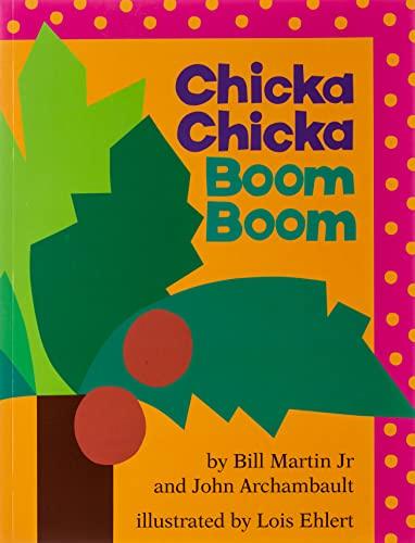 9780689835681: Chicka Chicka Boom Boom (Chicka Chicka Book, A)