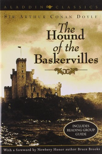 9780689835711: The Hound of the Baskervilles (Aladdin Classics)