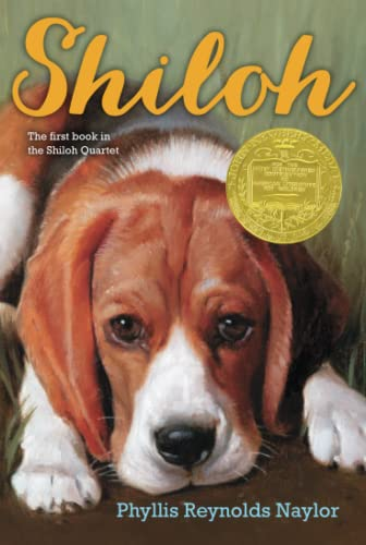 9780689835827: Shiloh (The Shiloh Quartet)