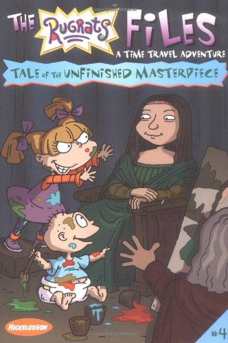 9780689835971: Tale of the Unfinished Masterpiece (Rugrats Files, 4)