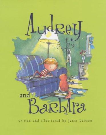 9780689836619: Audrey and Barbara