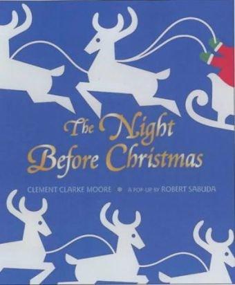 9780689836831: Night Before Christmas Pop-up