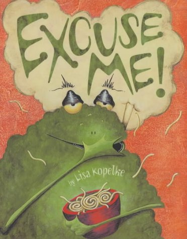 9780689837029: Excuse Me!