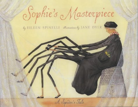 9780689837159: Sophie's Masterpiece: A Spider's tale