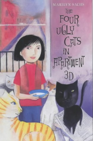 9780689837272: Four Ugly Cats in Apartment 3D