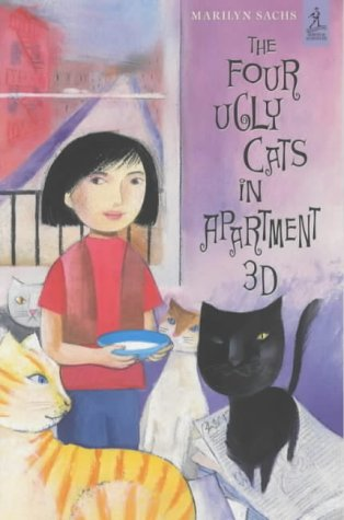 9780689837289: Four Ugly Cats in Apartment 3D