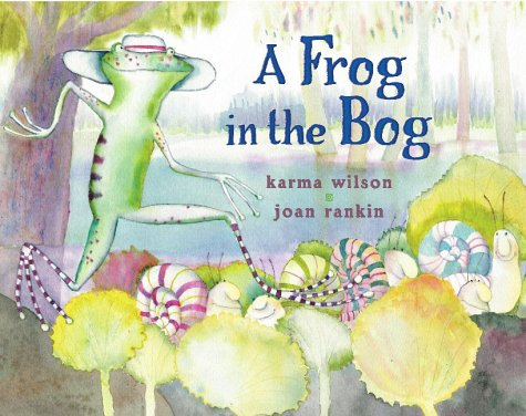 9780689837302: A Frog in the Bog