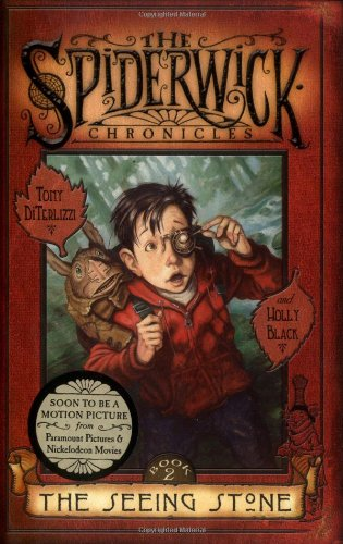 9780689837395: Seeing Stone (Spiderwick Chronicle)