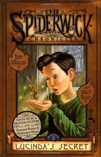 9780689837401: Lucinda's Secret (Spiderwick Chronicles - 3)