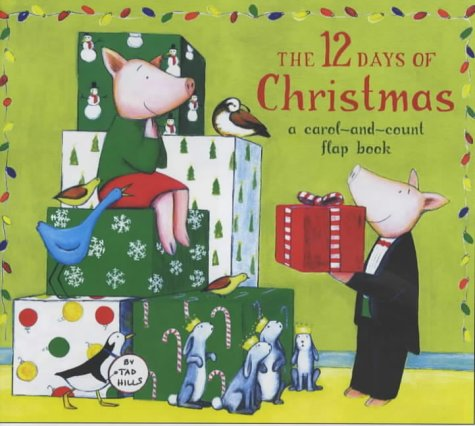 9780689837517 the 12 days of christmas - 12 Days Of Christmas Book