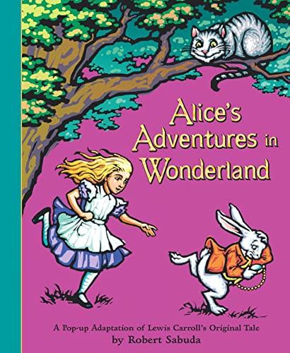 9780689837593: Sabuda, R: Alice's Adventures in Wonderland