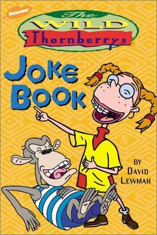 9780689837944: Wild Thornberrys Joke Book
