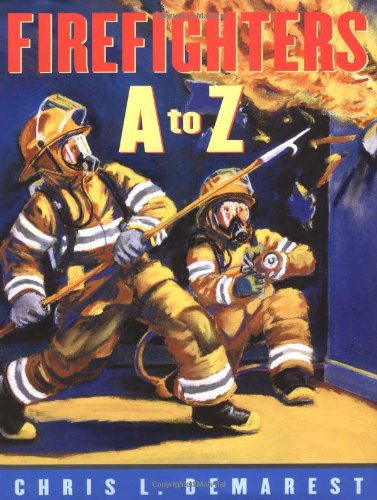9780689837982: Firefighters A To Z