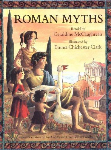 9780689838224: Roman Myths