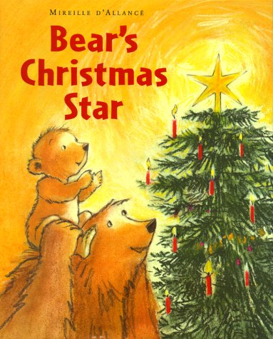 9780689838262: Bear's Christmas Star