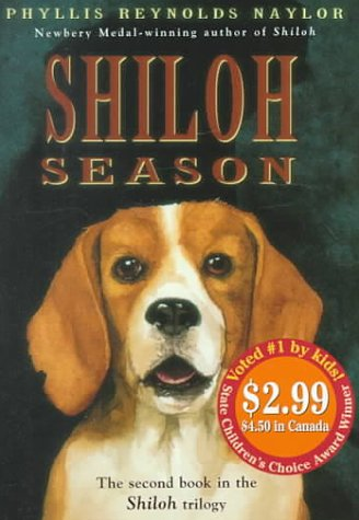 9780689838620: Shiloh Season
