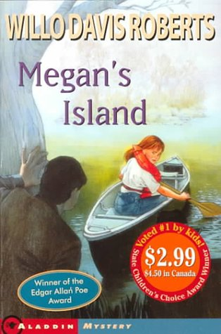 9780689838675: Megan's Island - 2000 Kids' Picks