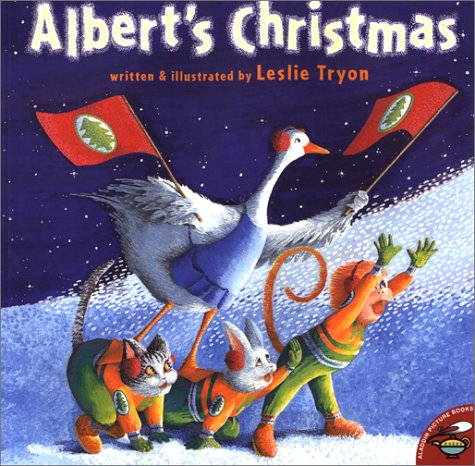 9780689838712: Albert's Christmas (Aladdin Picture Books)