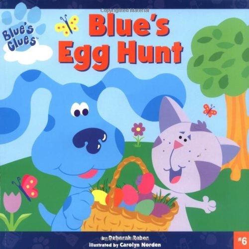 9780689838736: Blue's Egg Hunt (Blue's Clues)