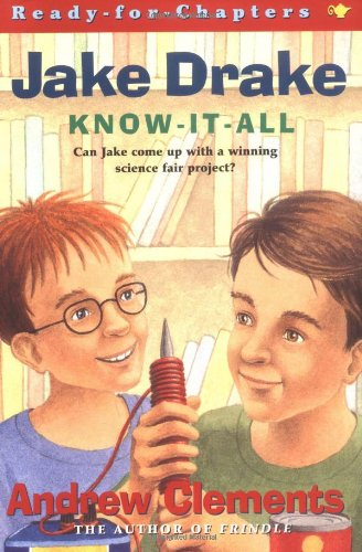 9780689838811: Jake Drake, Know-It-All #2