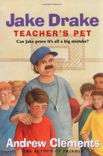9780689838828: Jake Drake, Teacher's Pet