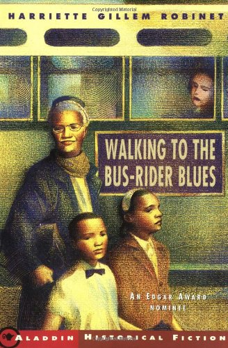 9780689838866: Walking to the Bus-Rider Blues