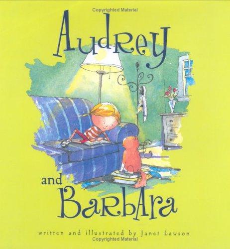 9780689838965: Audrey and Barbara